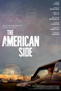 The American Side - One Sheet