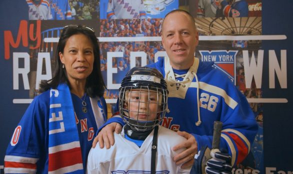 Madison Square Garden Rangers